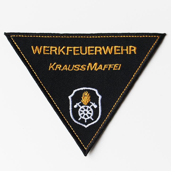 Ärmelabzeichen für Krauss Maffei