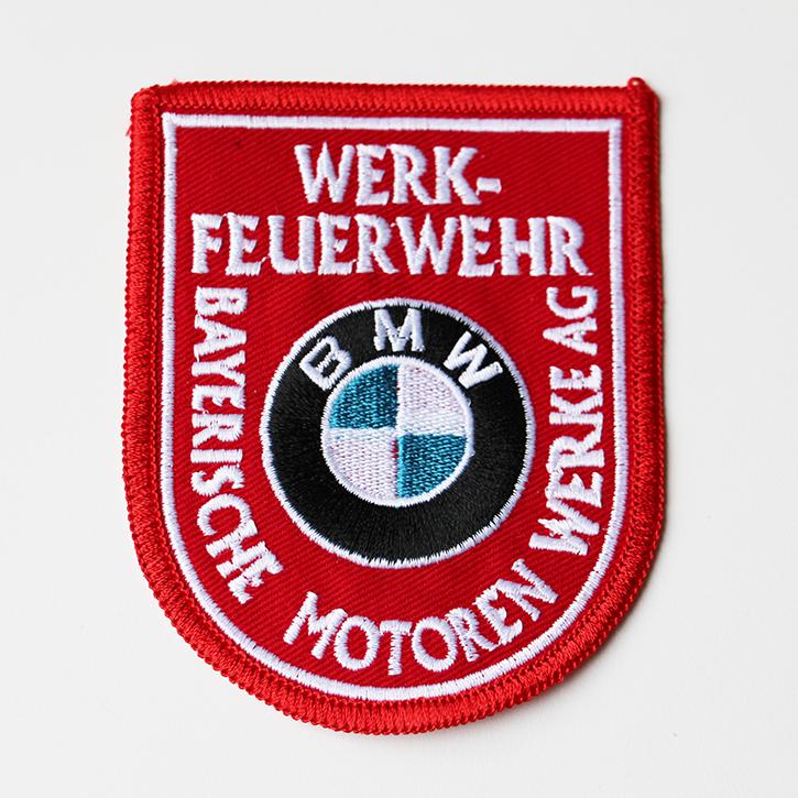 Ärmelabzeichen für BMW Werkfeuerwehr