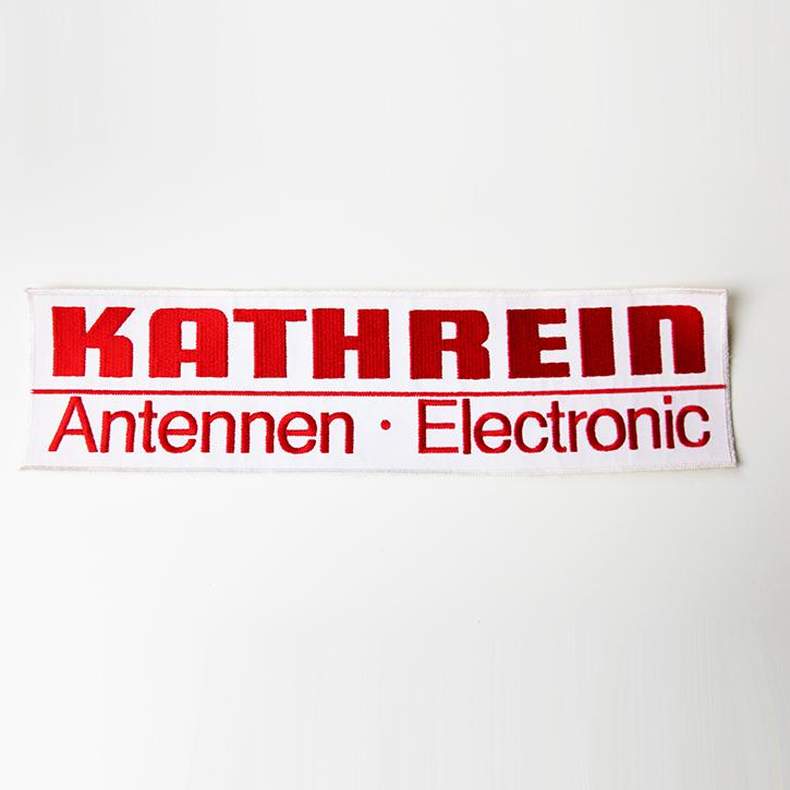 Aufnäher für Betriebe und Firmen Antennen