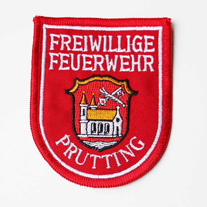 Stickerei für Feuerwehr Pruttig
