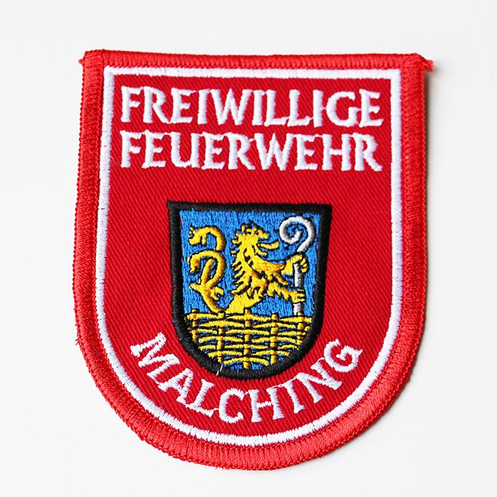 Stickerei für Feuerwehr Malching